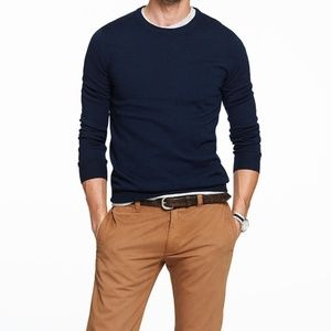 ❣️ J. CREW SLIM MERINO WOOL CREWNECK SWEATER